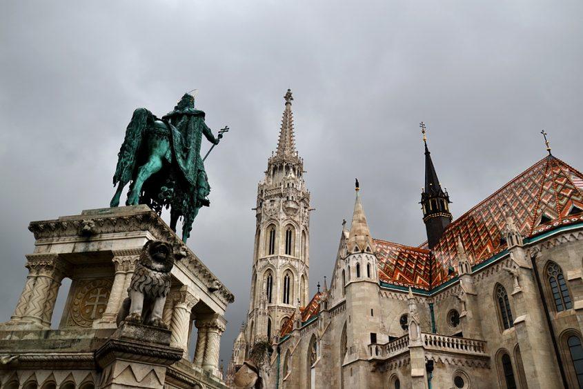 Mátyás templom (Matthiaskirche), Budapest