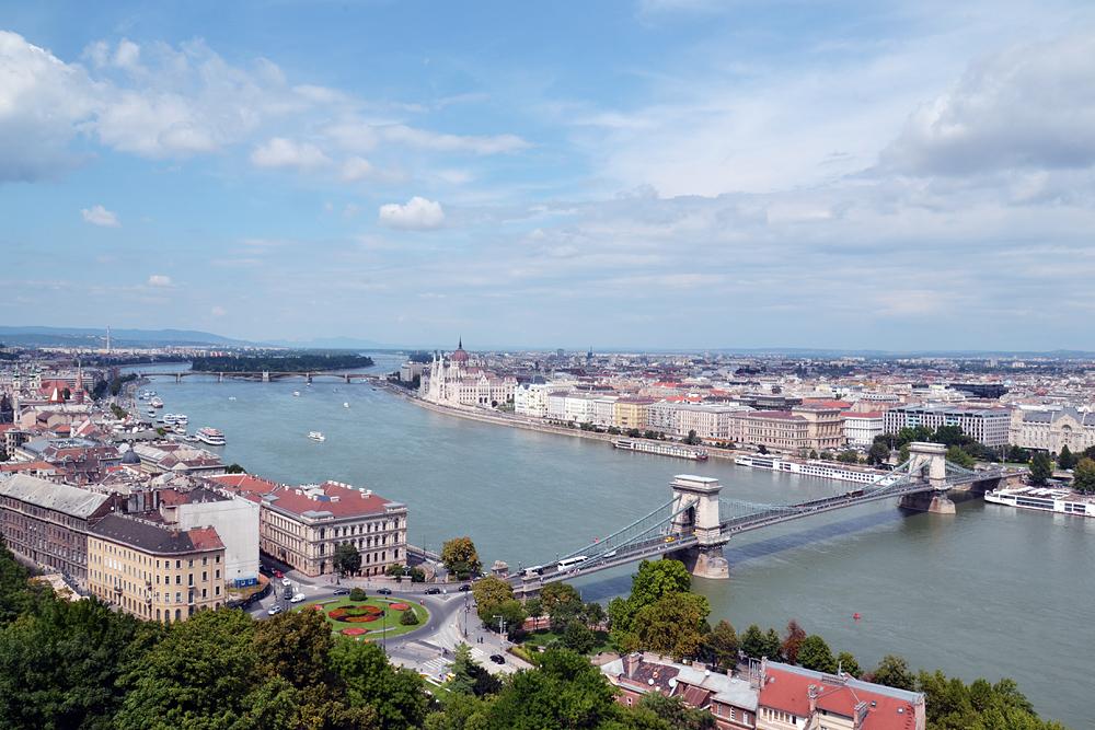 Budapest, Panorama