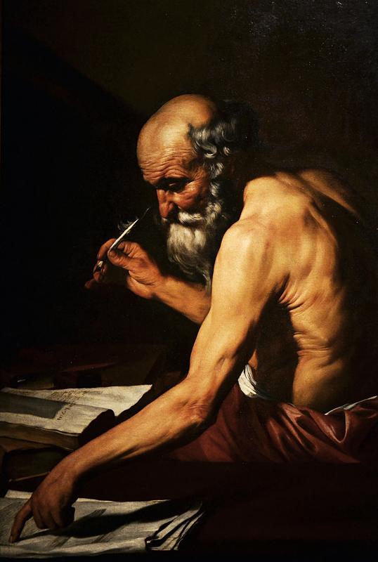 José de Ribera, Saint Jerome
