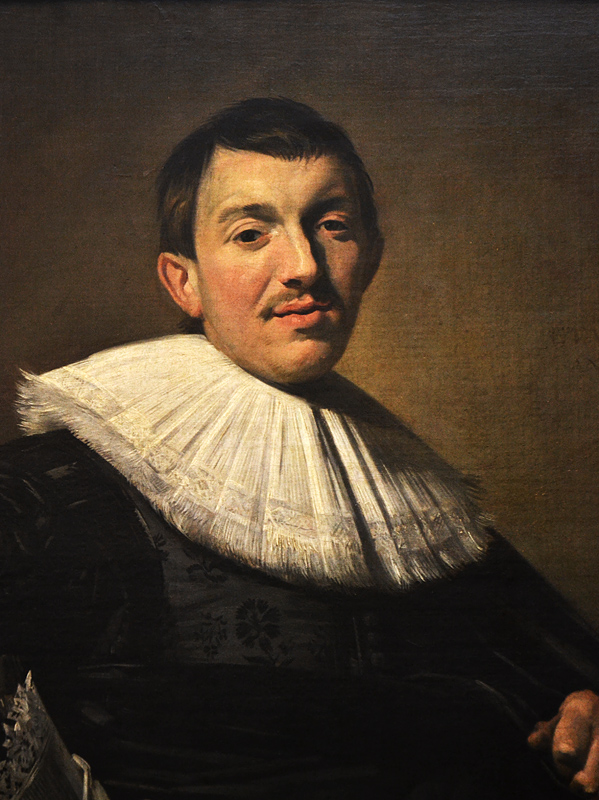Frans Hals, Portrait of a Man