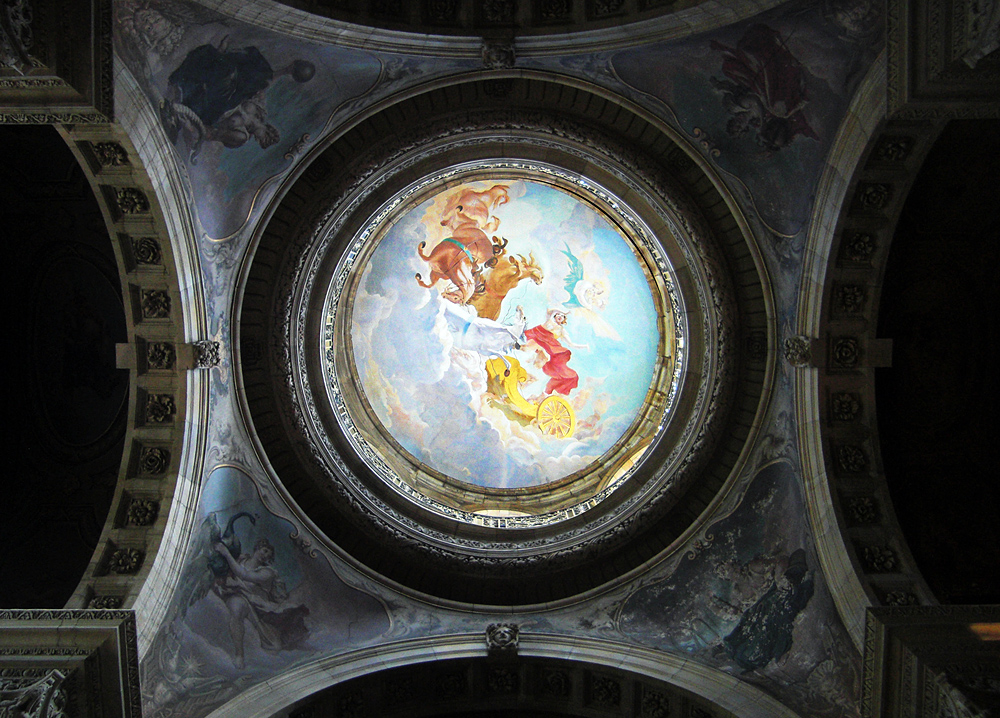 Castle Howard, Central dome