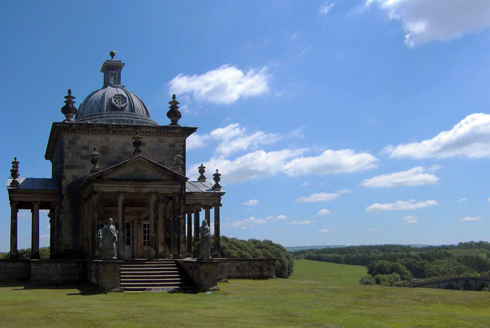 Castle Howard, Temple of the Four Winds