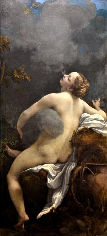 Kunsthistorisches Museum Wien, Corregio, Jupiter und Io