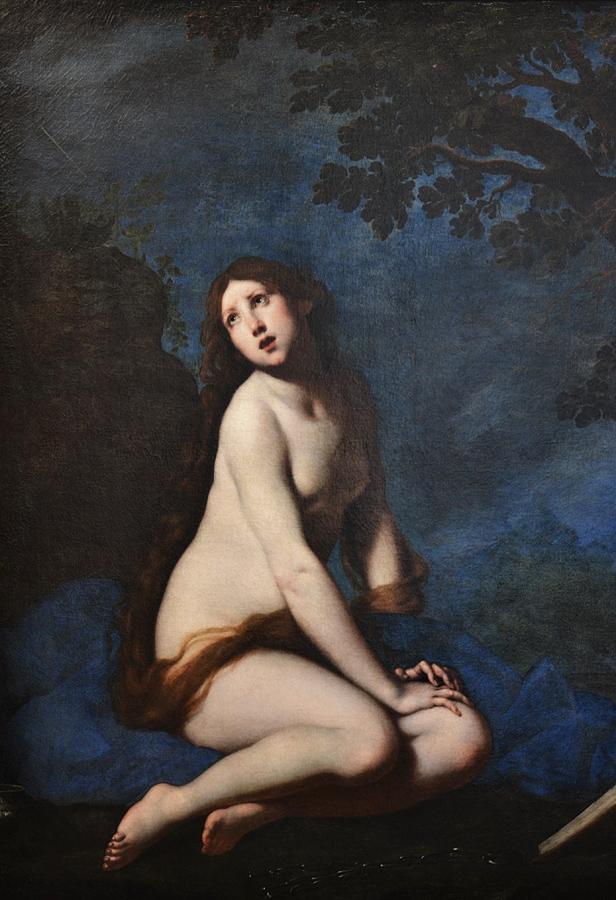 Kunsthistorisches Museum Wien, Francesco Furini, Büßende Maria Magdalena