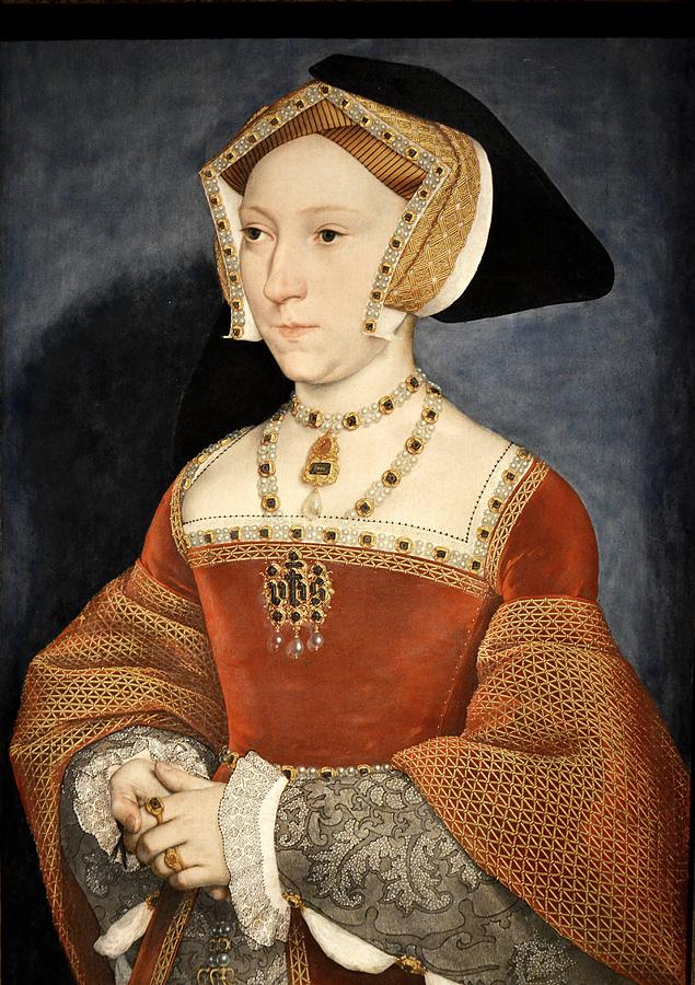 Kunsthistorisches Museum Wien, Hans Holbein d.J., Jane Seymor