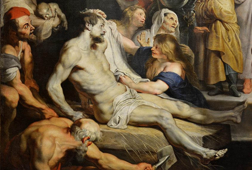 Kunsthistorisches Museum Wien, Peter Paul Rubens, Wunder des Hl. Franz Xaver