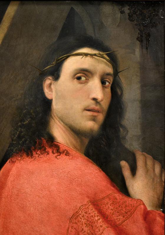 Kunsthistorisches Museum Wien, Venezianisch, Kreuztragung Christi
