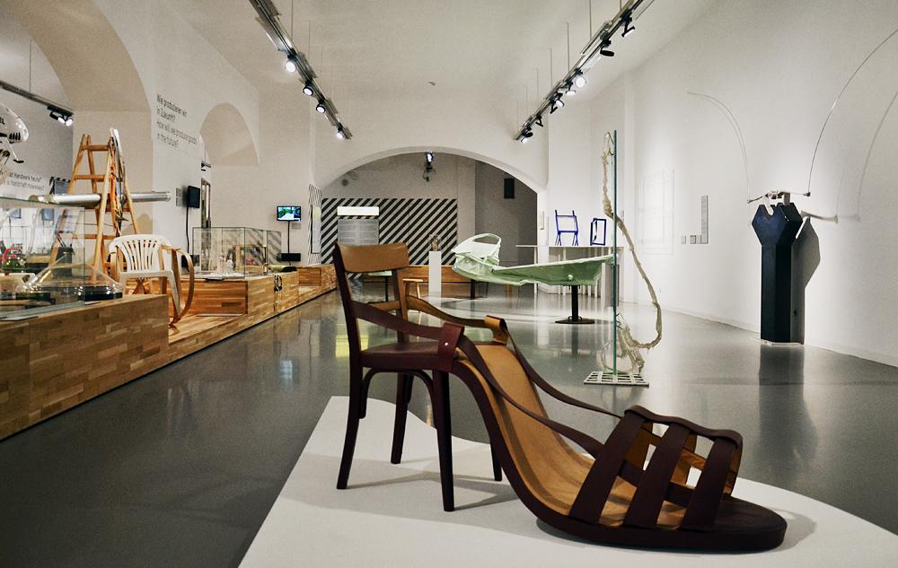 Vienna, MAK (Museum of Applied Art), July 2014 – blindbild