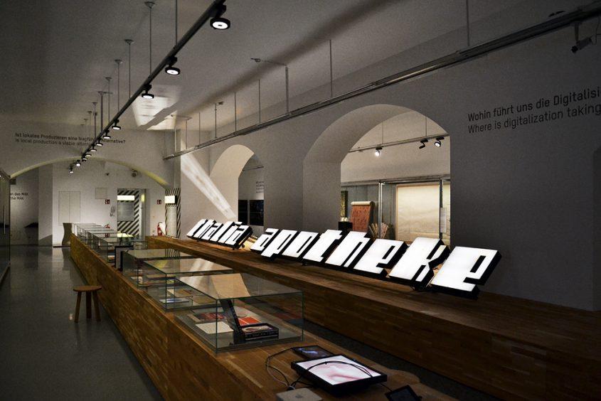 Wien, MAK Design Labor (Kommunizieren)