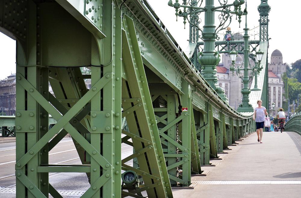 Szabadság híd (Freiheitsbrücke)
