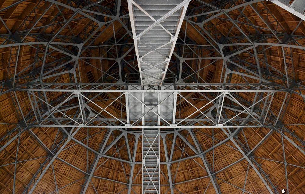 Dome construction, Szent István-bazilika, Budapest