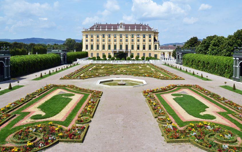 Schloss Schönbrunn, Kronprinzengarten