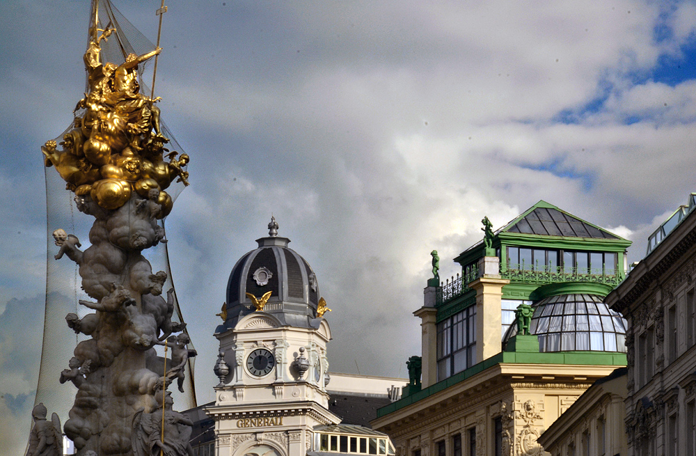 Wien, Pestsäule