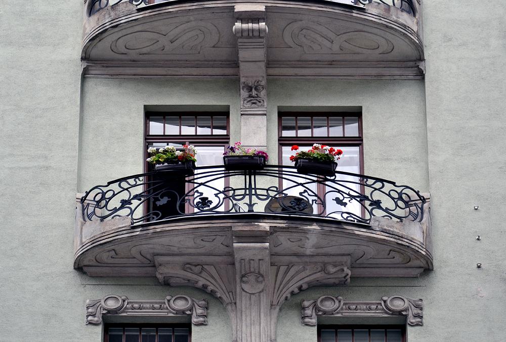 Wien, Mietshaus von Karl Stephann in der Rotenturmstraße
