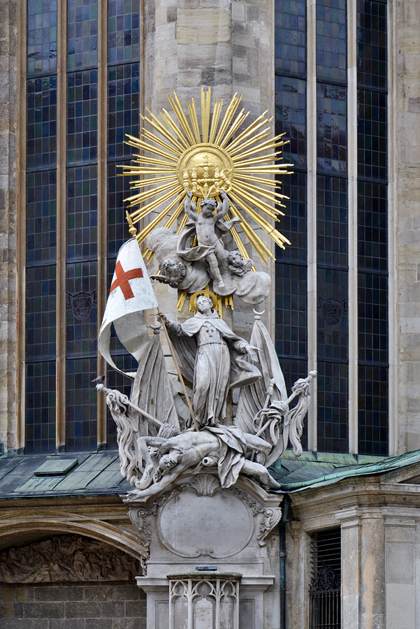Capistrankanzel am Stephansdom Wien