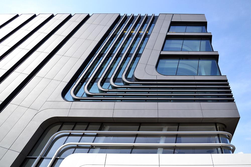 Wien WU Campus, LC: Learning Center (Zaha Hadid Architects, Hamburg)