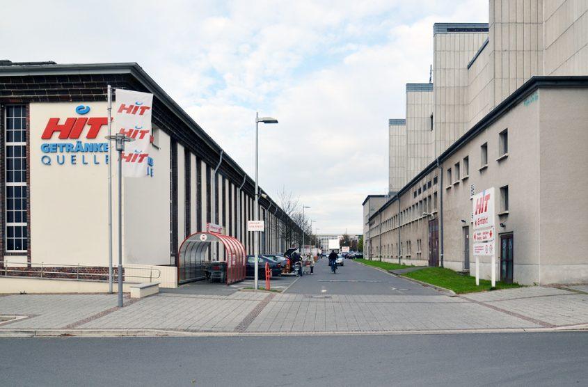 Alte Messe Leipzig, Halle 11, Hit Markt