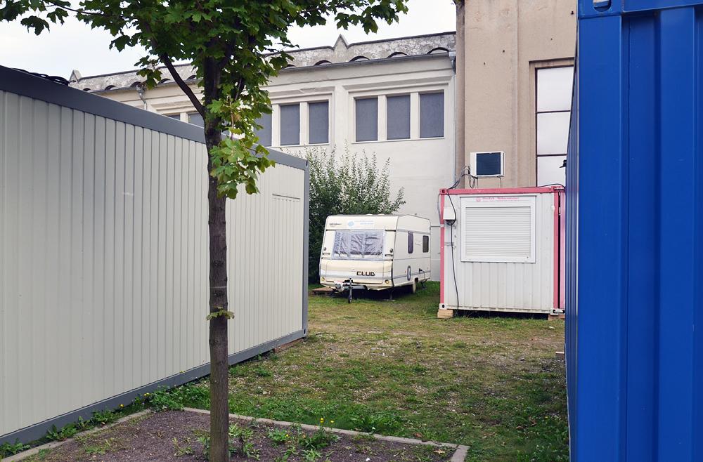 Alte Messe Leipzig, Sowjetischer Pavillon