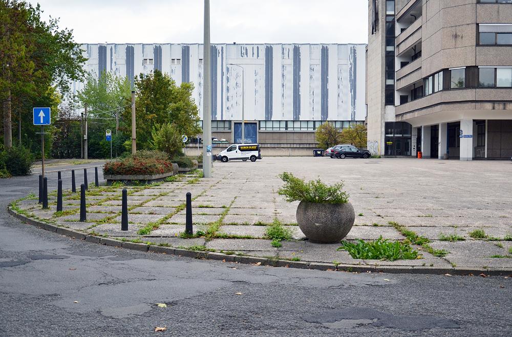 Alte Messe Leipzig, Halle 7