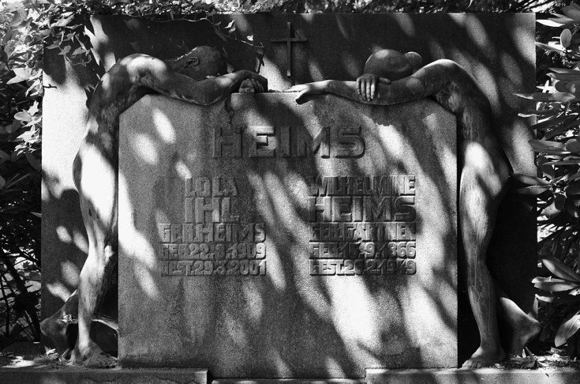 Fabian Fröhlich, Alter Luisenstädtischer Friedhof