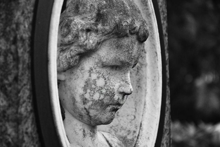 Alter Luisenstädtischer Friedhof, Grabmal Clärchen Rente