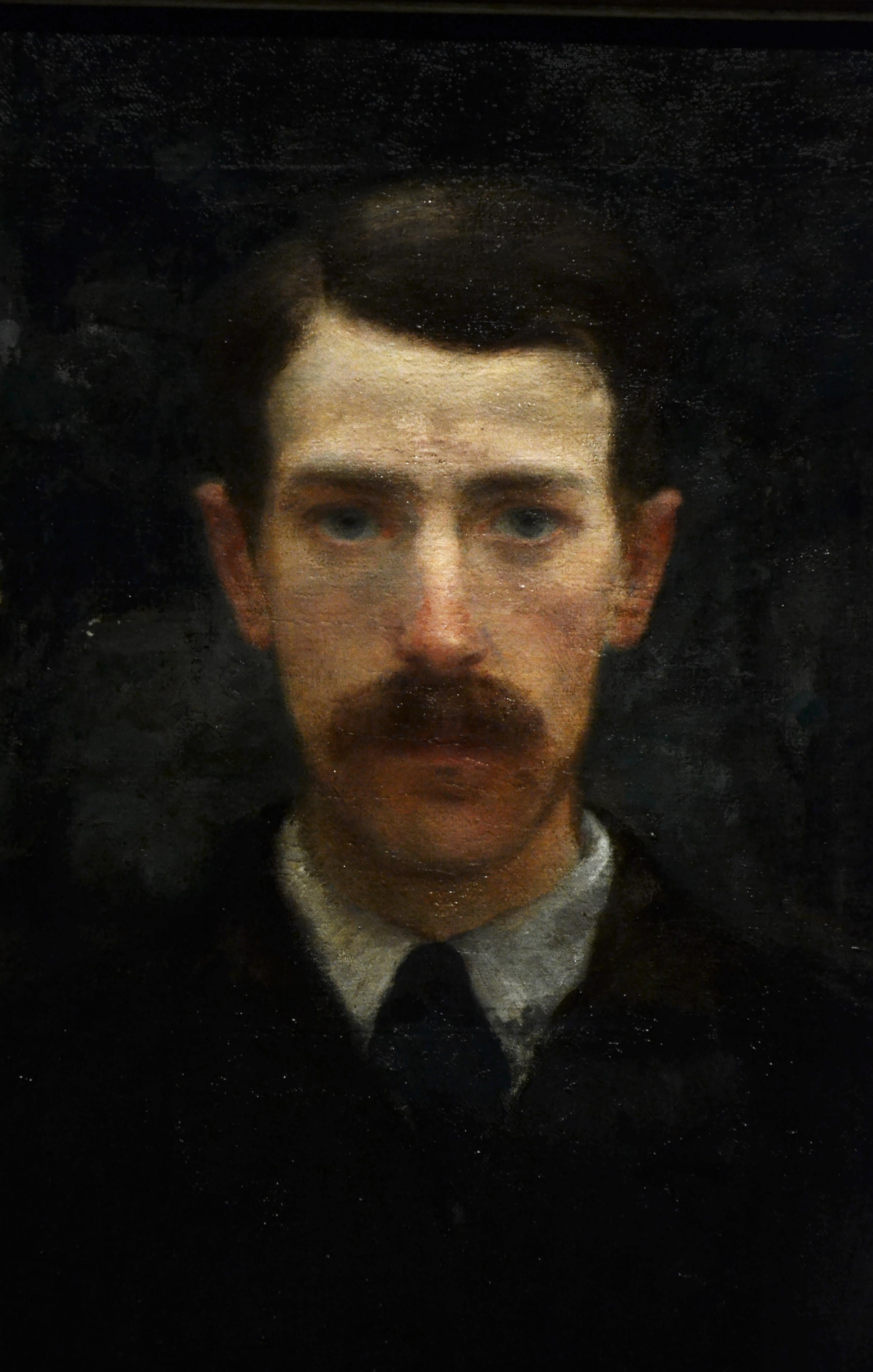 FERENCZY Károly, Self-Portrait, Magyar Nemzeti Galéria Budapest