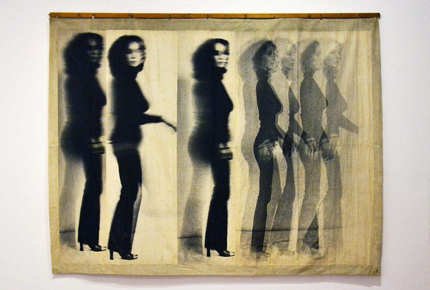 Gulyás Kati , Motionless Motion, Magyar Nemzeti Galéria Budapest