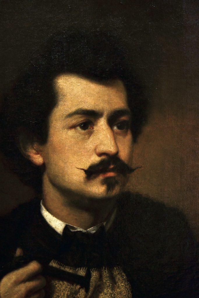 MADARÀSZ Viktor, Self-Portrait, Magyar Nemzeti Galéria Budapest