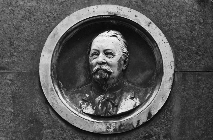 Fabian Fröhlich, Friedhof der Friedrichswerderschen Gemeinde, Paul Köthner, Jugenstil