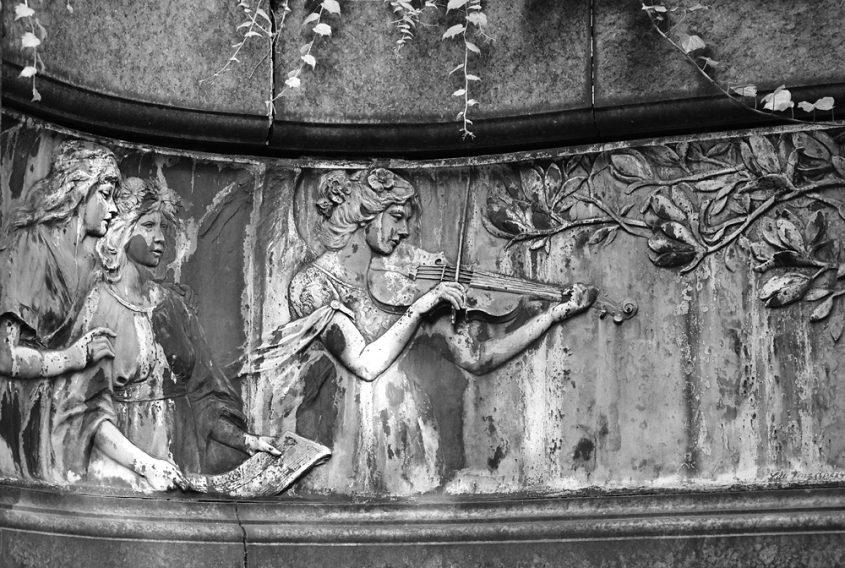 Jugendstil, Grabmal Paul Köthner (Friedhof der Friedrichswerderschen Gemeinde)