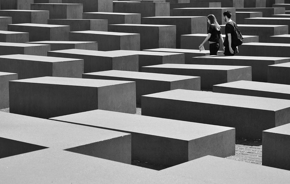 Fabian Fröhlich, Denkmal für die ermordeten Juden Europas Berlin
