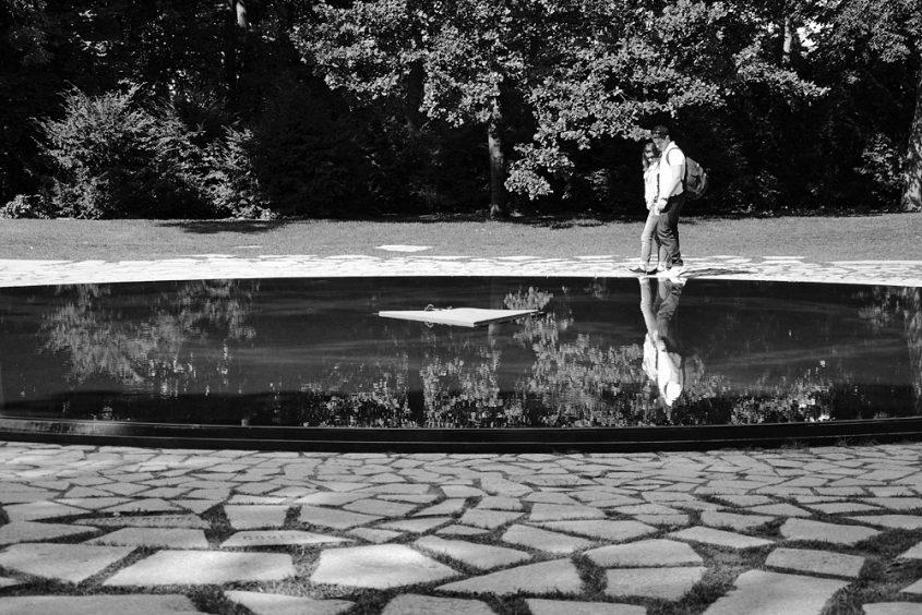 Denkmal für die im Nationalsozialismus ermordeten Sinti und Roma Europas Berlin
