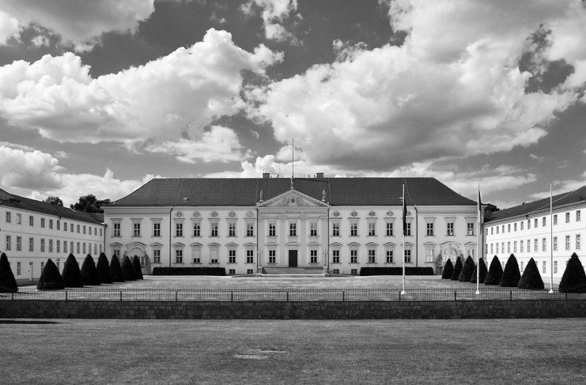 Fabian Fröhlich, Berlin, Schloss Bellevue