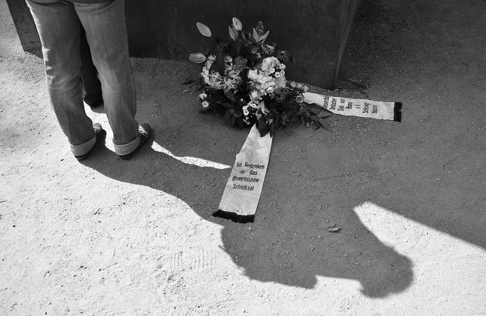 Fabian Fröhlich, Berlin Tiergarten, Denkmal für die im Nationalsozialismus verfolgten Homosexuellen