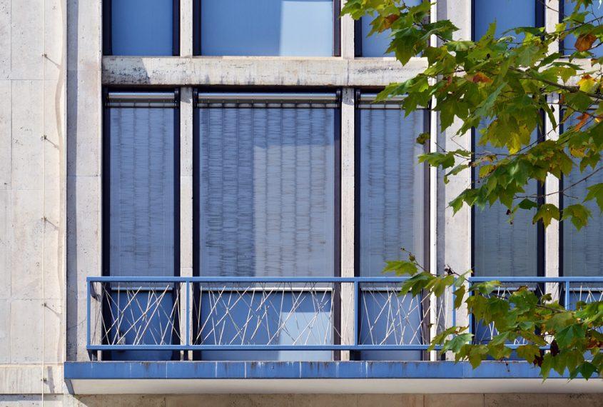Chemnitz, Straße der Nationen, IHK-Gebäude