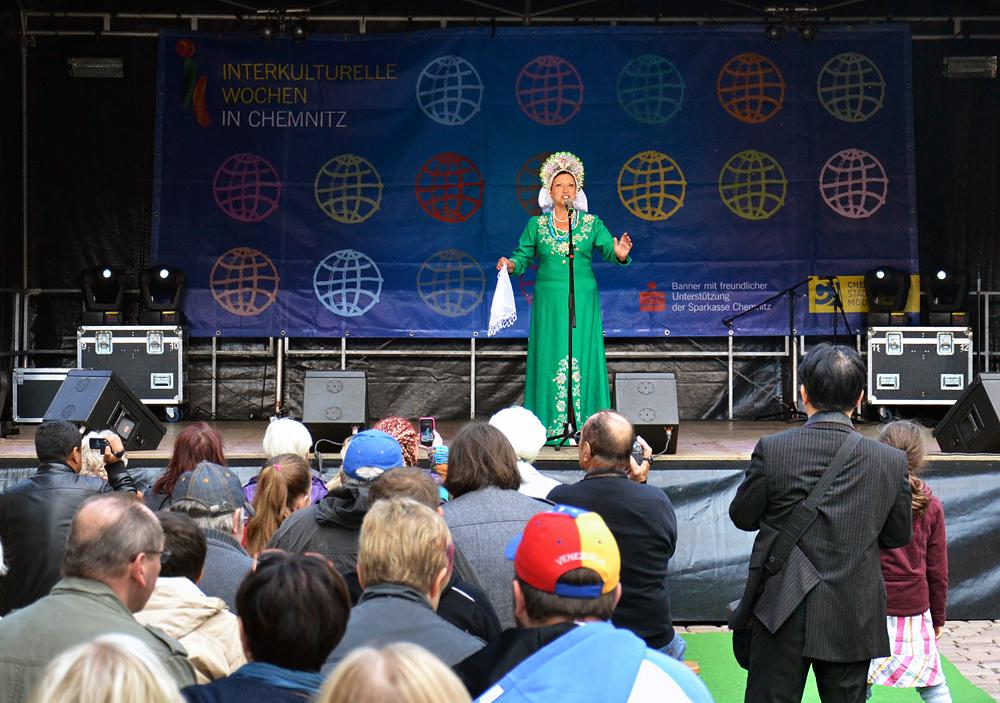 Chemnitz, Interkulturelle Wochen 2014