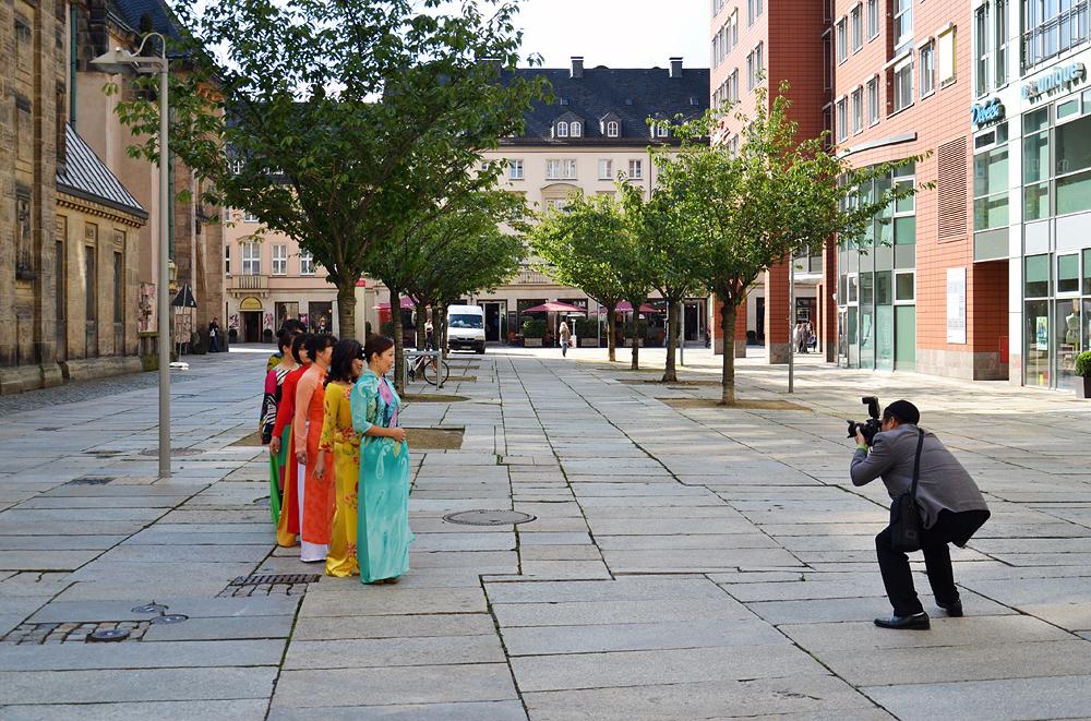 Chemnitz, Interkulturelle Woche, Jakobikirchplatz