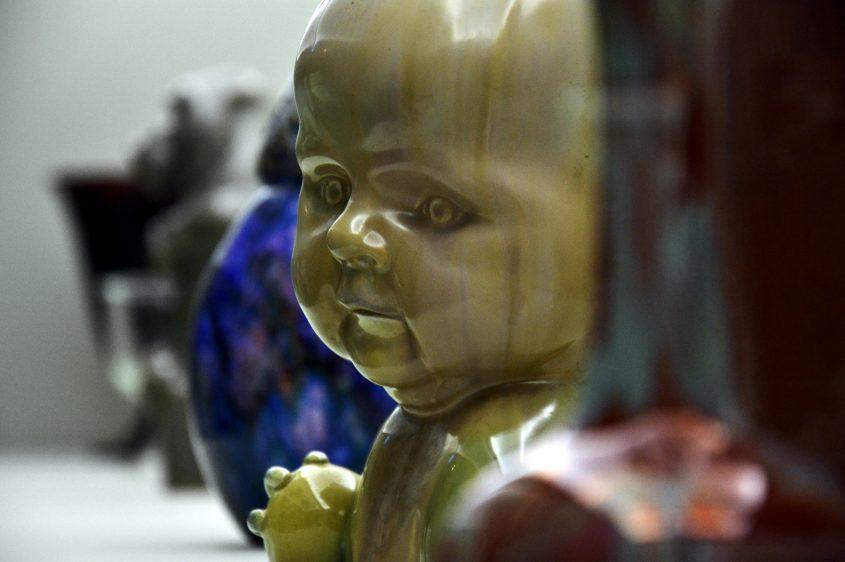 Grassi Museum für Angewandte Kunst Leipzig, Kleinkindbüste der Gebrüder Meinhold