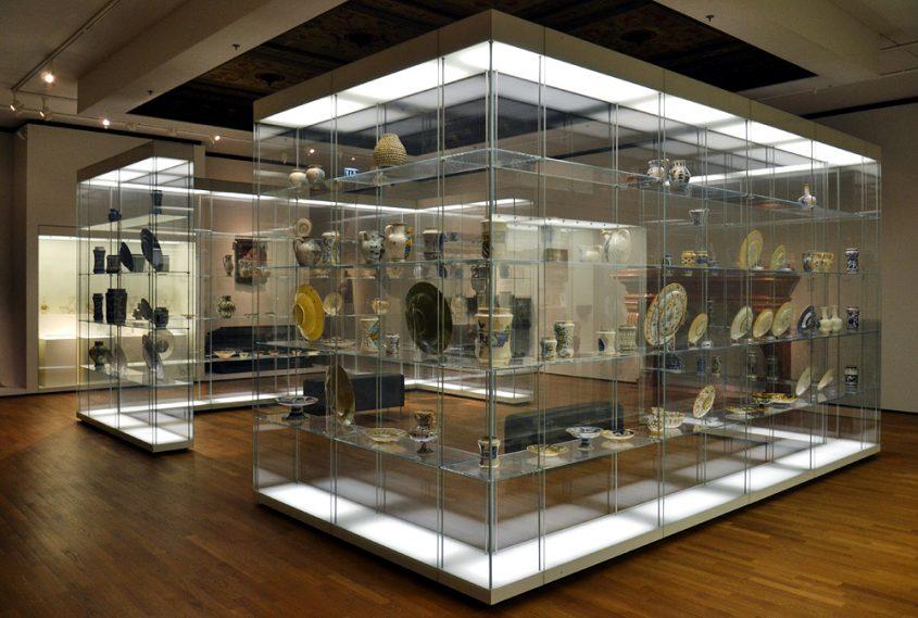 Grassi Museum für Angewandte Kunst, Vitrine, Renaissance