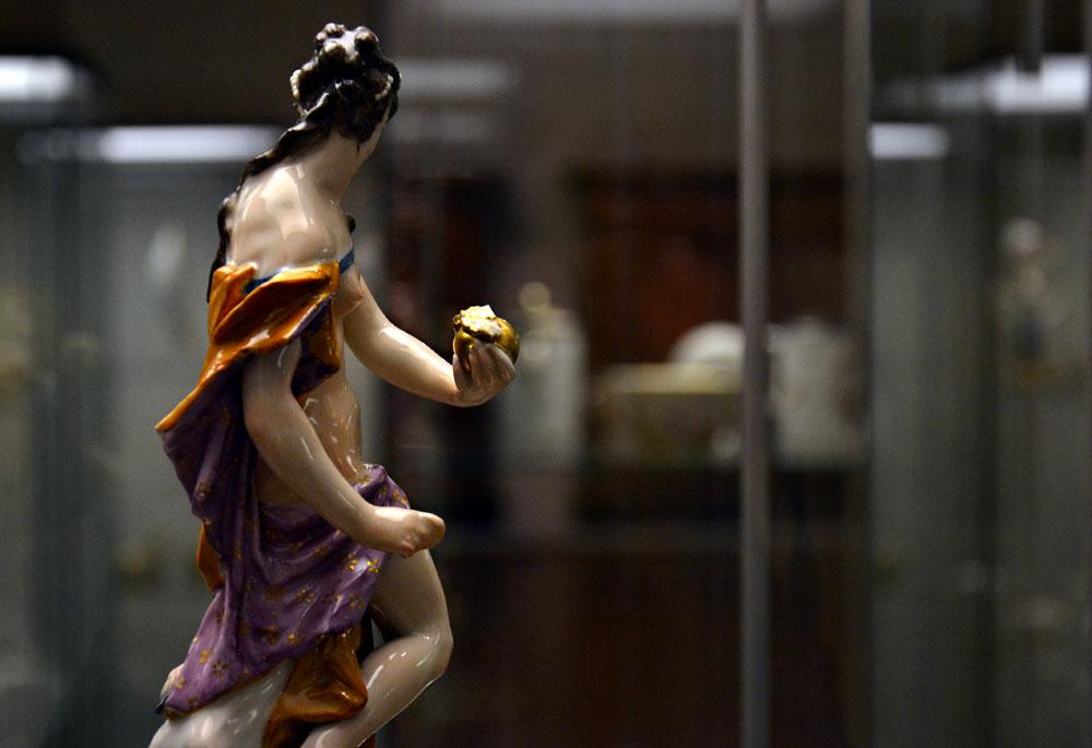 Grassi Museum für Angewandte Kunst Leipzig, Venus aus der Porzellanmanufaktur Berlin