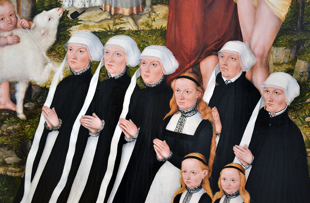 Museum der bildenden Künste Leipzig, Lucas Cranach d.J., Allegorie der Erlösung