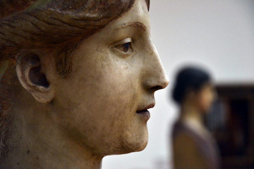 Museum der bildenden Künste Leipzig, Arthur Volkmann, Weibliche Idealbüste