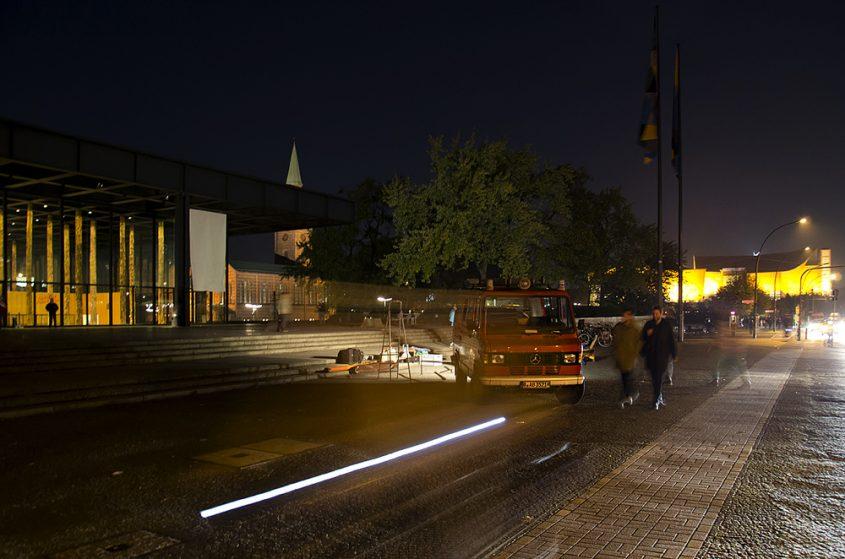 Neue Nationalgalerie, Festival of Future Nows