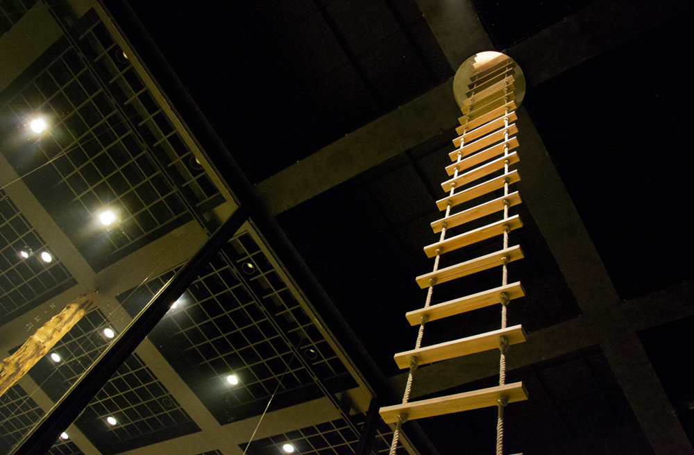 Neue Nationalgalerie, Festival of Future Nows, Timea Anita Oravecz, Stairway to Heaven