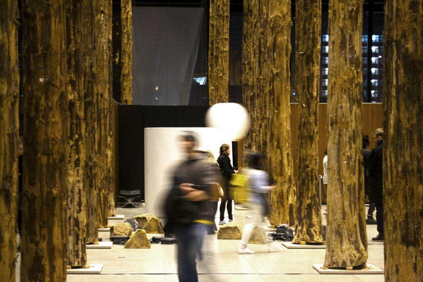 Neue Nationalgalerie, Festival of Future Nows, Rodrigo Maltez Novaes & Jamie Allen, #rocks