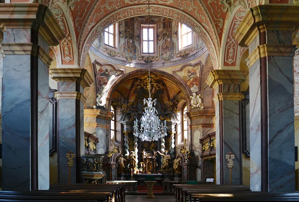 Kloster Neuzelle, Kreuzkirche