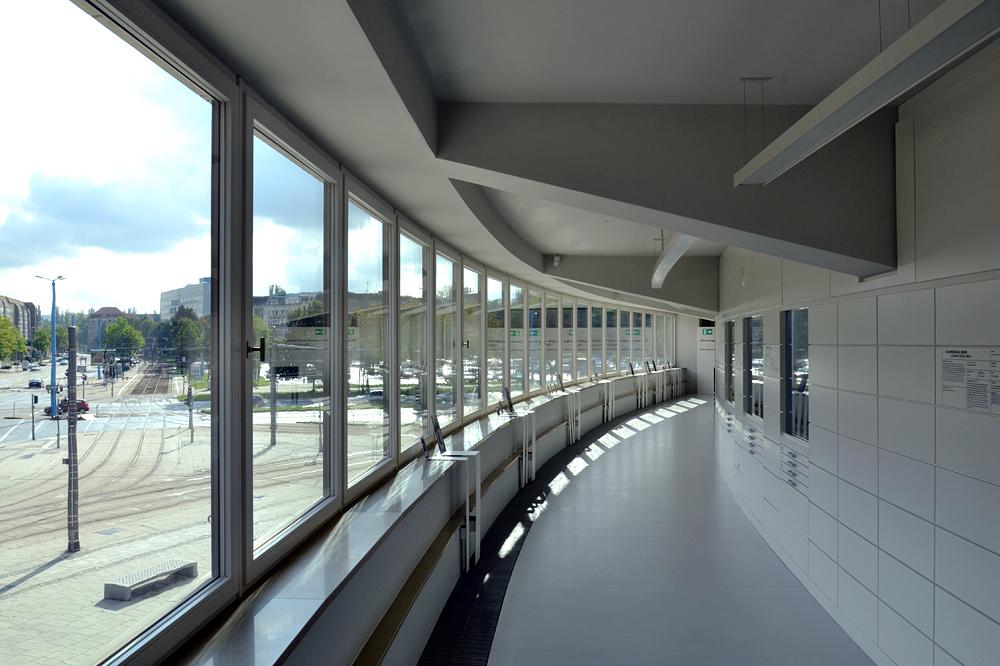 Archäogisches Museum Chemnitz, Erich Mendelsohn im Erker