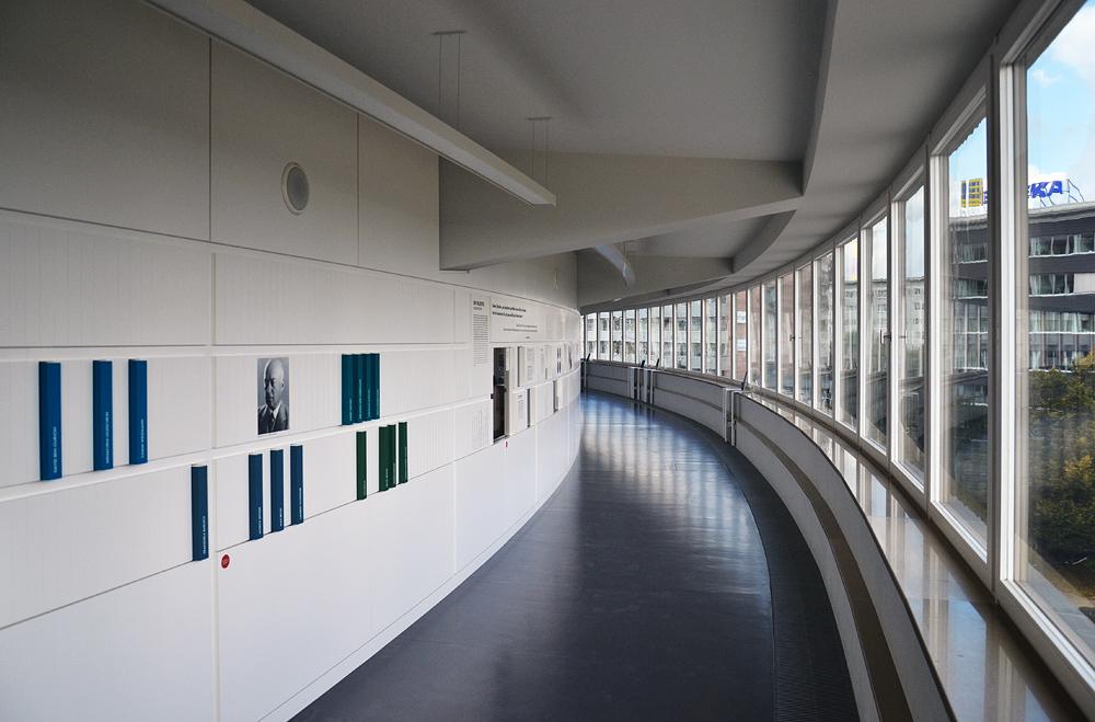 Archäogisches Museum Chemnitz, Ausstellung Schocken im Erker