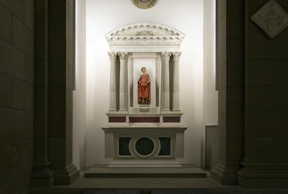 Bodemuseum, Berlin, Basilika Andrea della Robbia, Hl. Dorothea