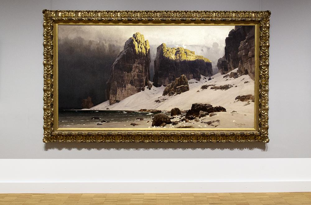 Hessisches Landesmuseum Darmstadt, Eugen Bracht, Das Gestade der Vergessenheit